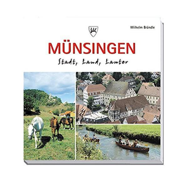 Buch: Münsingen – Stadt, Land, Lauter