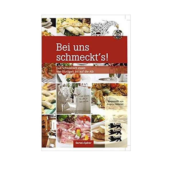 Buch: Bei uns schmeckt's!