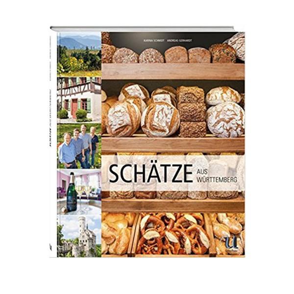Buch: Schätze aus Württemberg