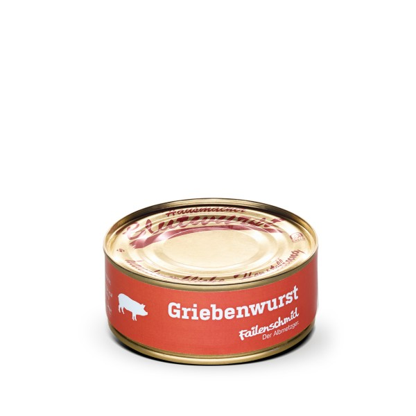 Griebenwurst Dose 200g