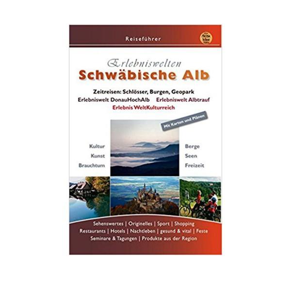 Buch: Erlebniswelten Schwäbische Alb