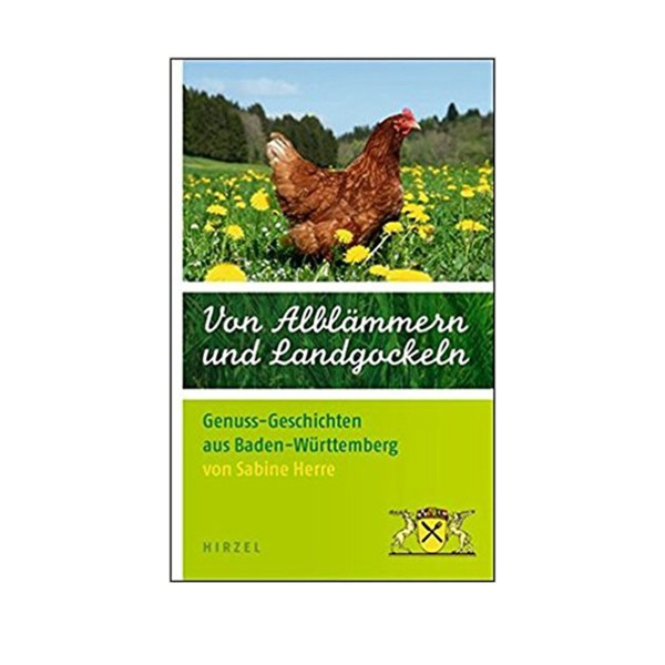 Buch: Von Alblämmern und Landgockeln