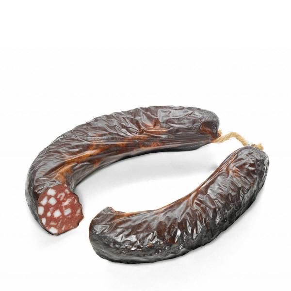 Schwarze Wurst, halber Ring ca. 225g