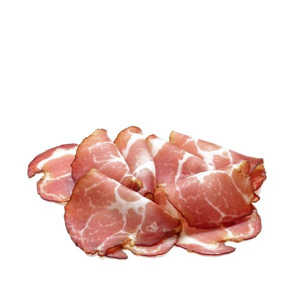 Rauchfleisch vom Hals, geschnitten ca. 150g