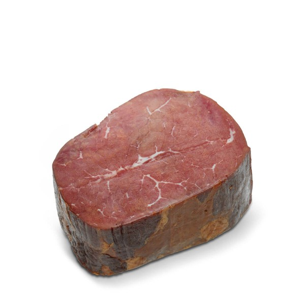 Rinderrauchfleisch, am Stück ca. 200g