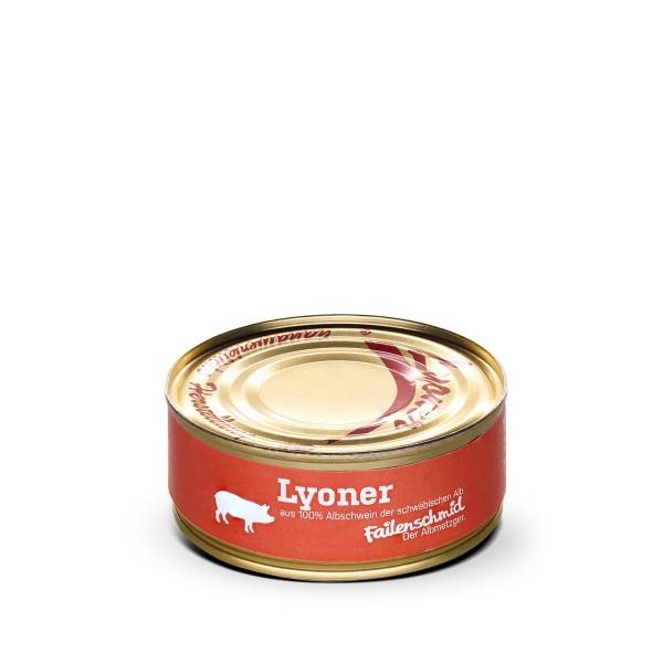 Lyoner Dose 190g